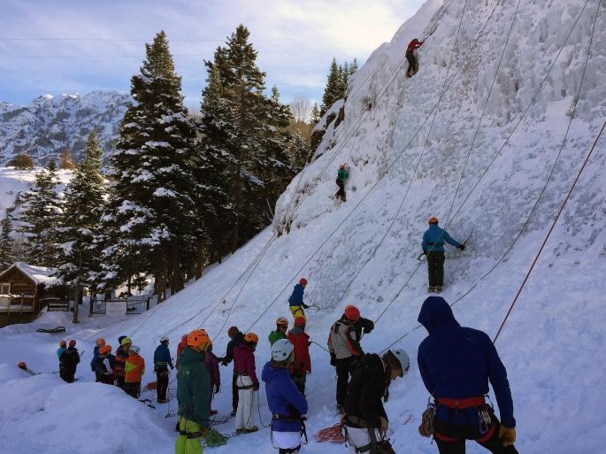 RSS Ice Climbing